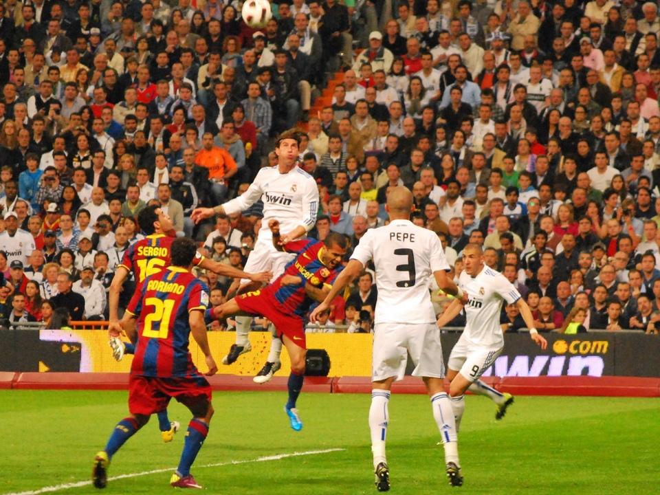 El Clásico som årets sidste fodboldrejse.